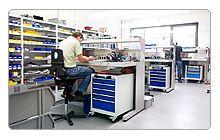 electronic module assembly