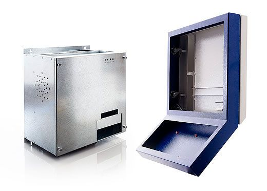 PC and operating enclosures