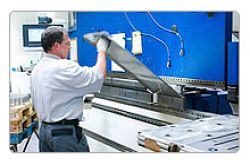 sheet metal working & milling